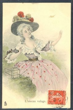 US $12.99 Used in Collectibles, Postcards, Artist Signed: