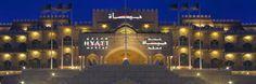 Grand Hyatt Muscat Hotel Exterior