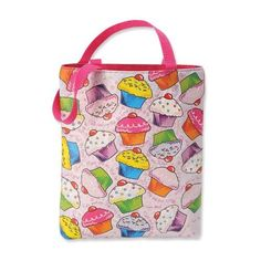 Enesco Sonlight-The Lord Is Good Collection, Child's Cupcake Decorated Tote by Enesco. $14.99. Taste and See That the Lord Is Good. 100-Percent Polyester. Tote. Psalm 34:8. Our irresistible cupcake design is sure to please. Canvas tote is 12 H featuring silk-screen artwork with iridescent glitter accents.