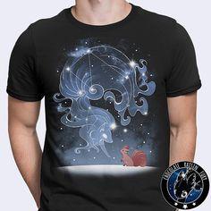 f49f8804 Starry Alolan Sky - Ninetales Tee, Pokemon tee, Alolan Tee, Vulpix tee, Alolan  Ninetales Tee, Ninetales Galaxy, Stars, Alolan Constellation