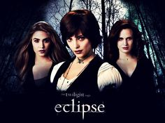 Rosalie, Alice, and Esme