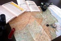 Senderismo, CONSEJOS 06 – ¿Cómo preparar una Ruta de Senderismo?