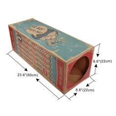 buy cardboard for cat tunnel Kitten Toys, Pet Toys, Cat Lover Gifts, Cat Lovers, Interactive Cat Toys, Pet Mice, Cat Tunnel, Funny Prints, Cat Accessories