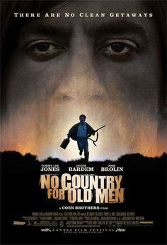 No Country for Old Men (film and novel) No Country for Old Men by Cormac McCarthy: quiz, discussion Qs, and AP® Question; an excerpt from the screenplay with discussion questions; passages from the book are discussed too. $