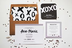 Ann-Marie's Bridal Shower Invitations | JayAdores