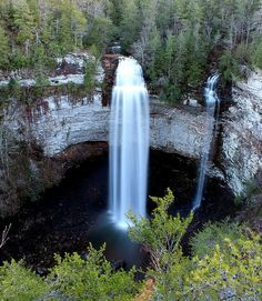 Fall Creek Falls - TN  http://tn.gov/environment/parks/FallCreekFalls/