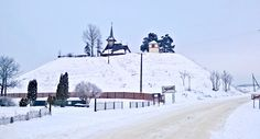 Church on top of Zargidava