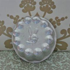 Rare Vintage Rabbit Mould by PavlovaandFox on Etsy, £11.95