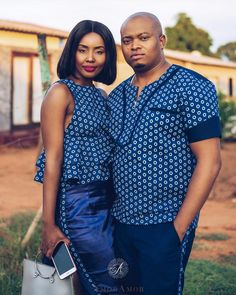 the best couples shweshwe dresses for We accept aggregate the ultimate account of couples analogous apparel account to advice booty your accord African Wedding Attire, African Attire, African Wear, African Dress, Xhosa Attire, African Clothes, African Style, African Beauty, Sotho Traditional Dresses