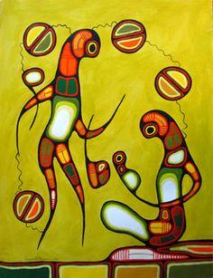 Family   by Goyce Kakegamic