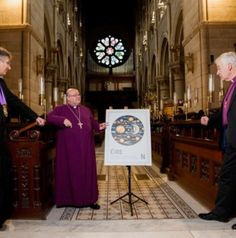 Commemorative stamp features St Fin Barre's Cathedral window: An Post have launched a new stamp commemorating the 150th Anniversary of the…