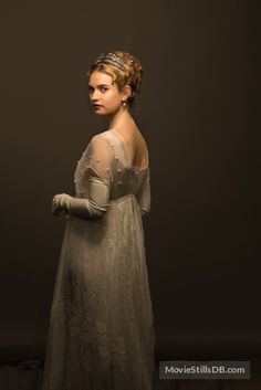 """""""War and Peace"""" - Lily James as Natasha Rostova Lily James, War And Peace Bbc, Regency Dress, Regency Era, Peace Lily, Harry Potter, Fashion Tv, Downton Abbey, Bridal Collection"""