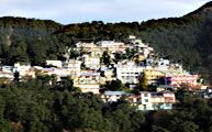 Mcleodganj, one of the most famous places not only in Himachal but very popular nationally as well as internationally. People all around the world come to Mcleodganj to get the peace of mind. Buddhists monks can be seen in majority wearing red robes.