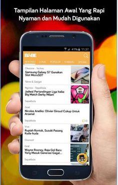 Download BaBe - Baca Berita Indonesia apk free