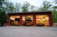 This is the garage I dream of