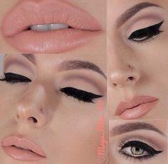 Dewey princess makeup
