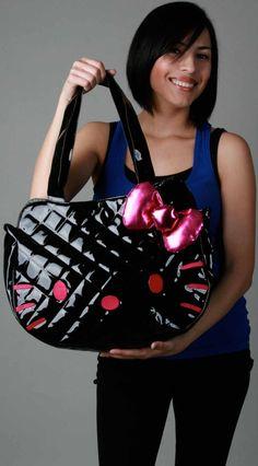 Hello Kitty BLACK..... I WANT IT NOW!!!!!!!