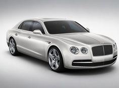 New Bentley Flying