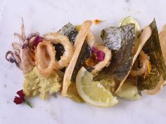 Receta | Bocata de calamares Michelin - canalcocina.es