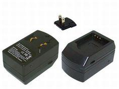 Charger for Sony Cyber-shot DSC-W80S,DSC-W90S,DSC-WX10V,HDR-GW77W,NP-BG1,NP-FG1 #PowerSmart