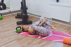 Pilates, Toddler Bed, Health Fitness, Wellness, Gym, Workout, Stretching, Physics, Hello Kitty