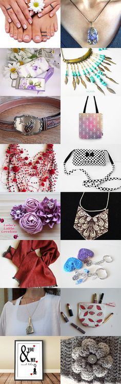 Gifts For Her by Delphine on Etsy--Pinned with TreasuryPin.com