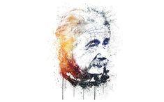 Albert Einstein by icantfindone on DeviantArt Einstein, Literature Books, Physics, Deviantart, Drawings, Artwork, Painting, Imagination, Wordpress