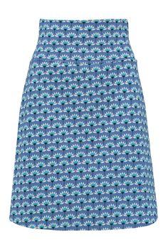 Tante Betsy - Skirt Dalia Blue