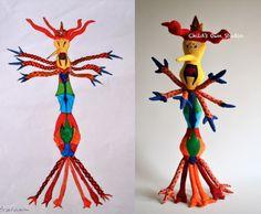 L'idea della canadese  Wendy Tsao  di trasformare in peluche i disegni dei bambini ha ottenuto un enorme successo da quando ha iniziato nel 2012. Dopo aver realizzato il primo pupazzo per il figlio Tim, Wendy ha creato un sito dove i bambini possono inviare i loro disegni, che grazie al suo lavoro s
