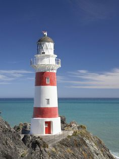 Cape Palliser Lighthouse - New Zealand