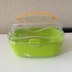 Kleintiertransportbox Transportbox für Kleintiere Hamster Mäuse, 5€ VB