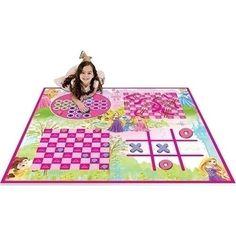 Disney Princess Activity Play Mat - 2' X 3', 2015 Amazon Top Rated Puzzle Play Mats #Toy