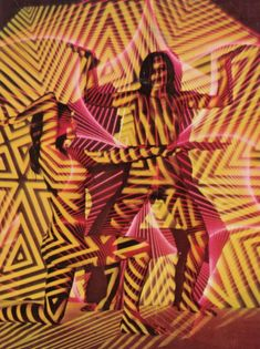 The Psychedelic Nudes of William Graham Classic Line & Form 1967