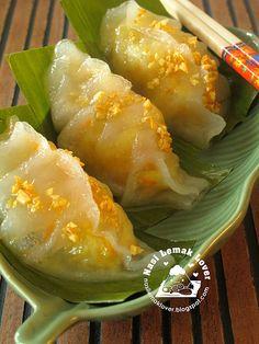 Nasi Lemak Lover : Steamed vegetable dumplings (Chai Kueh) 菜粿