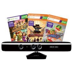 XBOX 360 Kinect Bundle (XBOX 360)