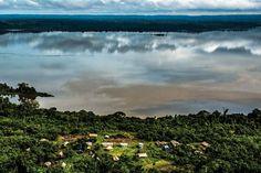 Recessão é chance de repensar futuras hidrelétricas na Amazônia, diz engenheiro