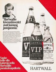 hartwallkivennaisvesi   Mainosmuseo. Suomalaisen mainonnan historia