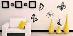 Original photo ideas for walls decoration in apartment