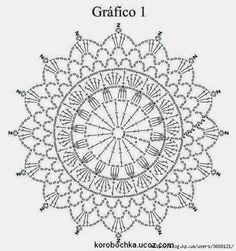 Irish crochet &: Туника мотивами
