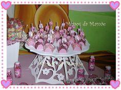 wedding pop cakes
