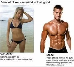 Ways to Drop weight?put on weight. And if you eat fewer calories than you burn, you reduce weight. Then why is dropping weight so hard? Man Humor, Girl Humor, Reduce Weight, How To Lose Weight Fast, Losing Weight, Weight Lifting, Best Weight Loss Exercises, Men Vs Women, 21 Men