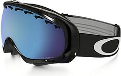 dbf4383f53 Buy Crowbar® Snow Goggle for Unisex with Jet Black frame and Prizm Jade  Iridium lenses. Discover more on Oakley US Store Online.