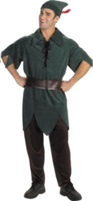 Adult Peter Pan Costume