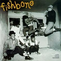 """""""Shit. God damn. Get of your ass and jam..."""" - Fishbone @ the Ritz in NYC /  1985 or thereabouts."""