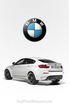 BMW X6 White.  Definitely my next car/truck...