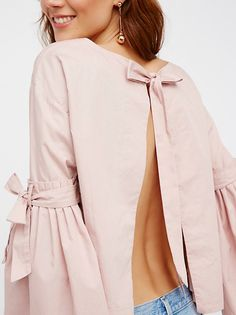 So Obvious Solid Top from Free People!