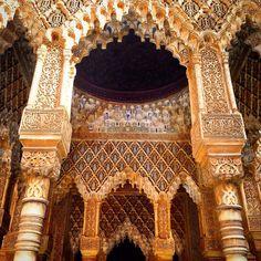 İslam medeniyeti Islamic civilization EL HAMRA*SPAİN