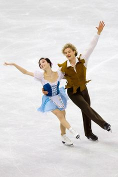 Meryl Davis and Charlie White 2012-2013 Short Dance