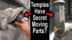 Ancient Temples are MACHINES with MOVING parts? - YouTube Aliens And Ufos, Ancient Aliens, Ancient History, Ah Ok, Lord Ganesha Paintings, Polynesian Culture, 12 Zodiac Signs, Ancient Mysteries, World Heritage Sites