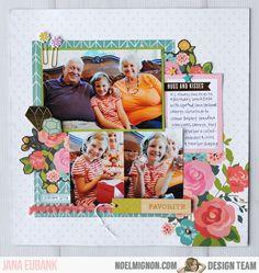 Favorite...3 photo layout